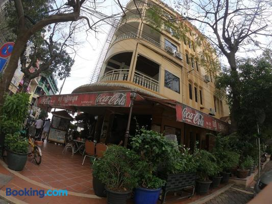 The Bright Lotus Guesthouse - Phnom Penh - Building
