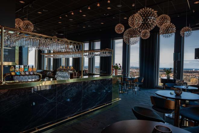 Best Western Malmo Arena Hotel - Malmö - Bar