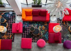 Best Western Malmo Arena Hotel - Malmo - Lounge