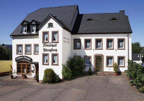 Weingut Gästezimmer Fröhliches Weinfass - Trier - Building