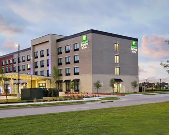 Holiday Inn Express & Suites Dallas-Frisco Nw Toyota Stdm - Frisco - Building