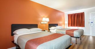 Motel 6 Warner Robins - Warner Robins - Bedroom