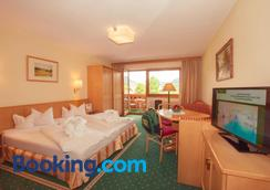 Hotel Alpen Residence - Ehrwald - Bedroom