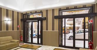 Hotel Acropoli - Roma - Recepción