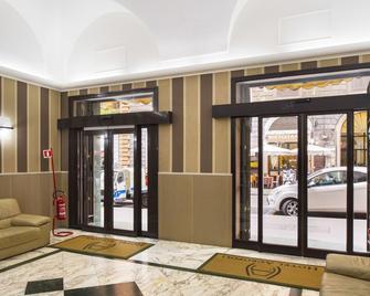 Hotel Acropoli - Rome - Lobby