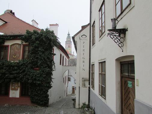 Hotel Peregrin - Český Krumlov - Cảnh ngoài trời