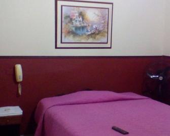 Plaza Paris Hotel - Calarcá - Bedroom