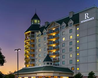 Renaissance Tulsa Hotel and Convention Center - Tulsa - Gebouw