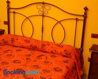 Il Girasole - Mombaruzzo - Schlafzimmer