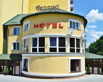 Hotel Geneva - Ternopil - Building