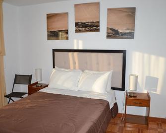 Hostal Los Frayles - Paracas - Bedroom