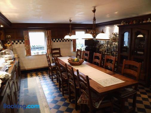Villa Bomberg - Eisenach - Dining room