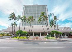 Ala Moana Hotel - Honolulu - Building
