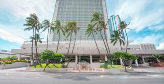 Ala Moana Hotel - Honolulu - Rakennus