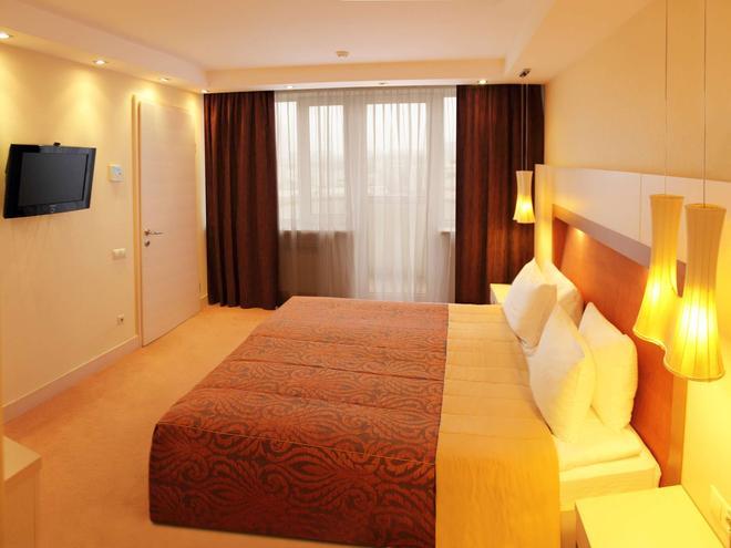 President Hotel - Kyiv - Phòng ngủ