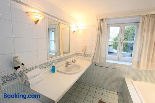 Chateau Cardinal - Durbuy - Bathroom