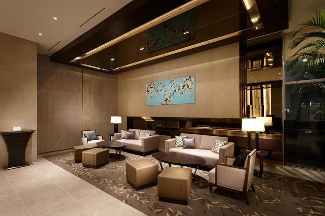 Lotte City Hotel Myeongdong - Söul - Lounge