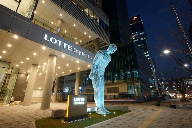 Lotte City Hotel Myeongdong - Seoul - Bygning