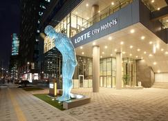 LOTTE City Hotel Myeongdong - Seoel - Gebouw