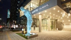 首爾明洞樂天城市酒店 - 首爾 - 建築