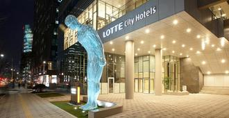 LOTTE City Hotel Myeongdong - Σεούλ - Κτίριο
