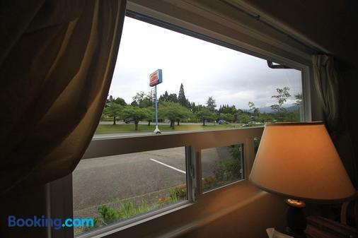 Sunset Motel - Port Alberni - Balcony