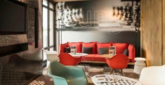 里爾中心格蘭德帕萊宜必思酒店 - 里耳 - 里爾 - 休閒室