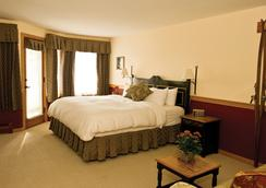 Trapp Family Lodge - Stowe - Bedroom