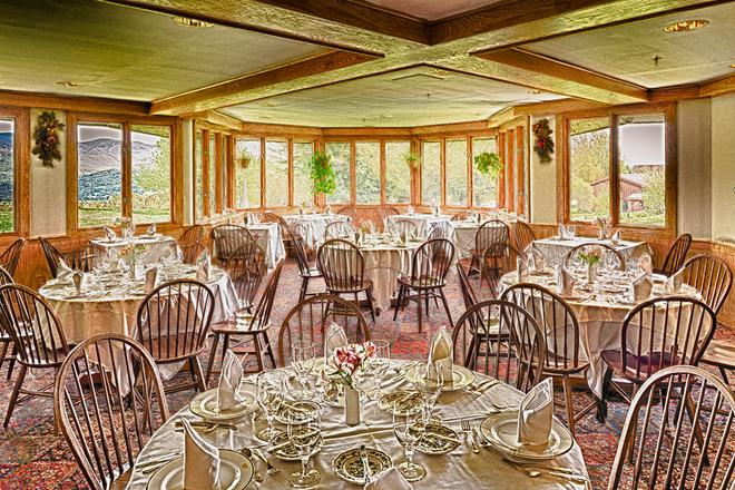 Trapp Family Lodge - Stowe - Banquet hall