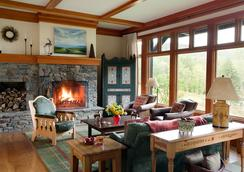 Trapp Family Lodge - Stowe - Lounge