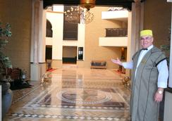 Odyssee Park Hotel - Agadir - Hành lang