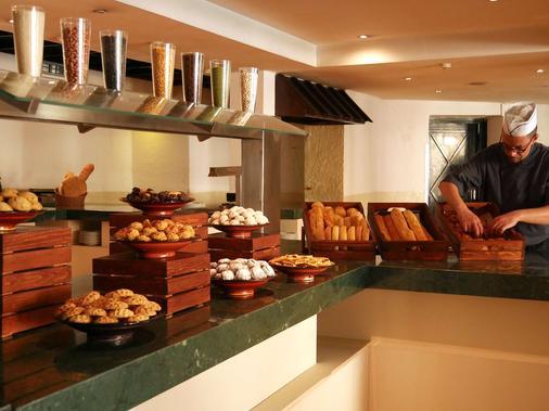奧迪塞花園飯店 - 阿加迪爾 - 自助餐