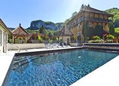 Castel Damandre - Arbois - Pool
