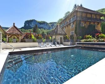 Castel Damandre - Arbois - Bazén