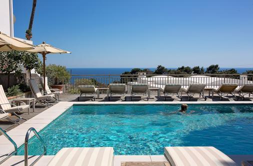 Hotel Canasta - Capri - Bể bơi