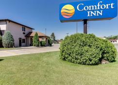 Comfort Inn - Jamestown - Building