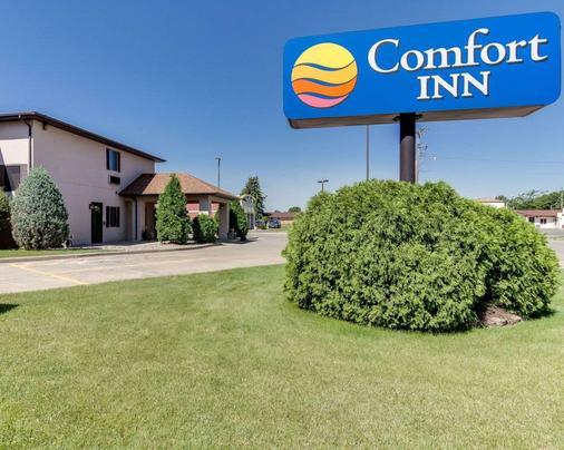 Comfort Inn - Jamestown - Rakennus