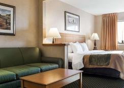 Comfort Inn - Jamestown - Makuuhuone
