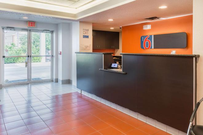Motel 6 Dallas Fort Worth Airport North - Irving - Accueil