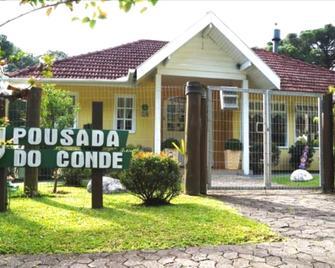 Pousada Do Conde - Canela - Toà nhà