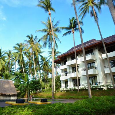 椰樹海灘度假村 - 蘇梅島 - 蘇梅島 - 建築