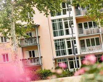 Hotel Heide Park - Ora - Gebouw