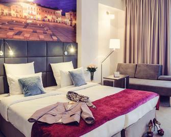 Hotel Mercure Piotrkow Trybunalski Vestil - Пйотркув-Трибунальський - Спальня