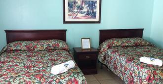 Skylark Motel - Perry - Bedroom