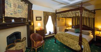 Prince Rupert Hotel - שרוסברי - חדר שינה
