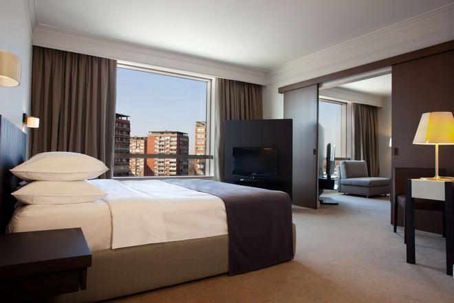 Hyatt Regency Belgrade - Belgrade - Bedroom