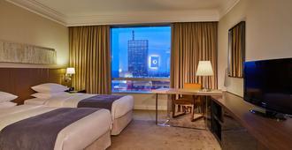Hyatt Regency Belgrade - בלגרד - חדר שינה