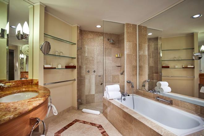 Hyatt Regency Belgrade - Belgrade - Bathroom