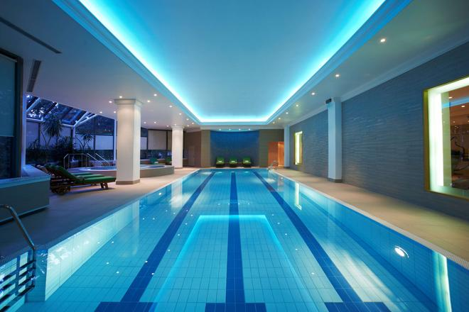 Hyatt Regency Belgrade - Belgrade - Pool