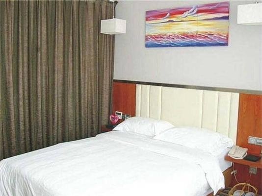 Shanshui Trends Hotel Guangzhou Huangpu - Guangzhou - Bedroom
